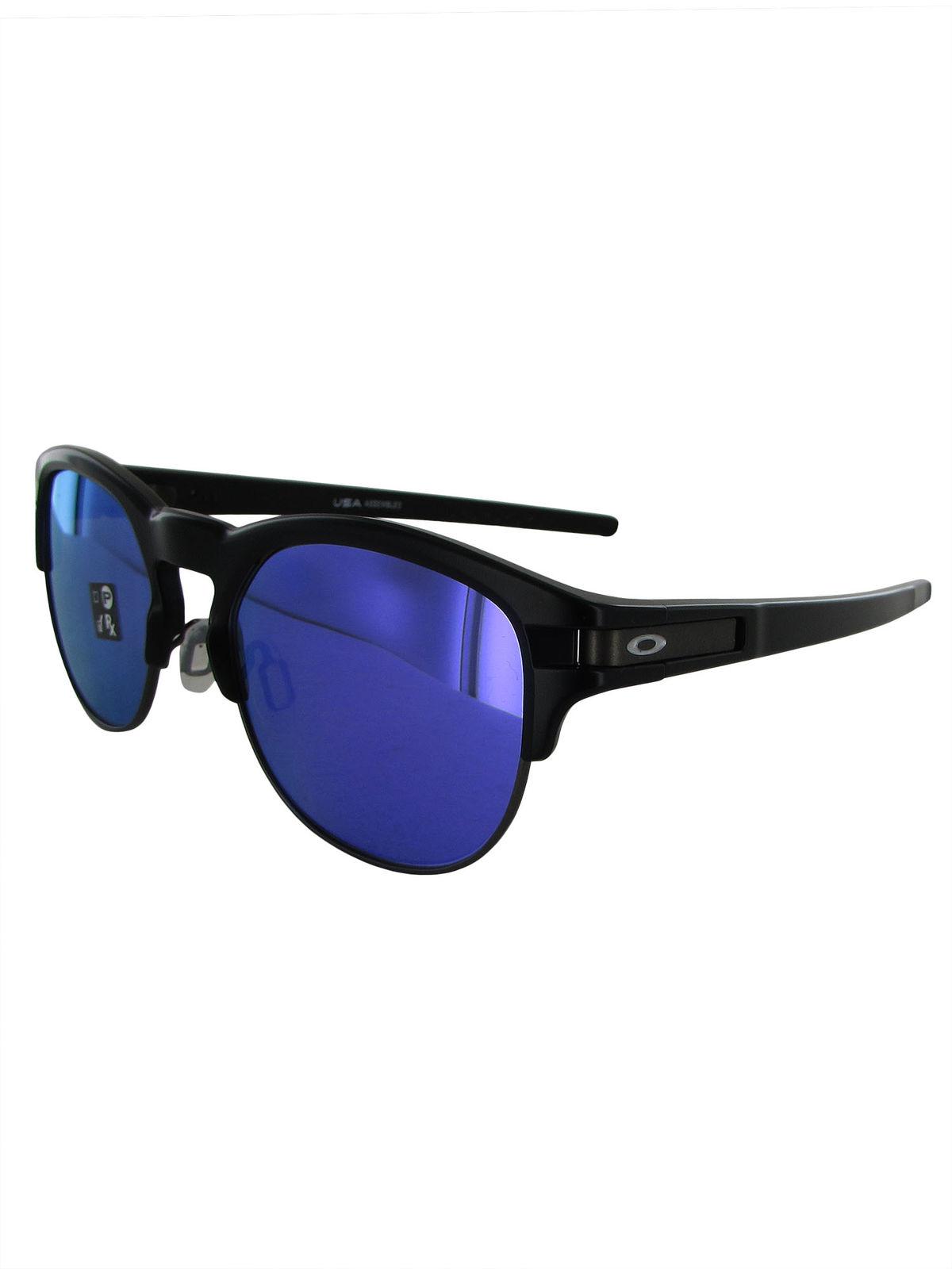 c8d37954e7  163 Oakley Mens 9394 Latch Key Semi Rimless Sunglasses