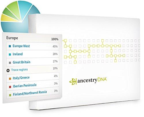 Ancestry.com AncestryDNA Test - Amazon Prime for $69