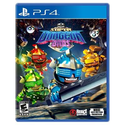 Super Dungeon Bros. (PlayStation 4) $10.68