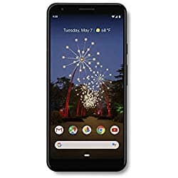 Google - Pixel 3a with 64GB Memory Cell Phone (Unlocked) w/ $100