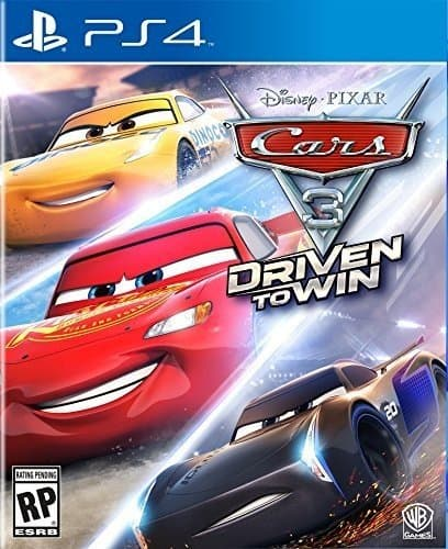 Cars 3: Driven to Win - PlayStation 4 $19.99