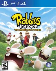 Rabbids Invasion (PS4) Pre-Owned - $4.99