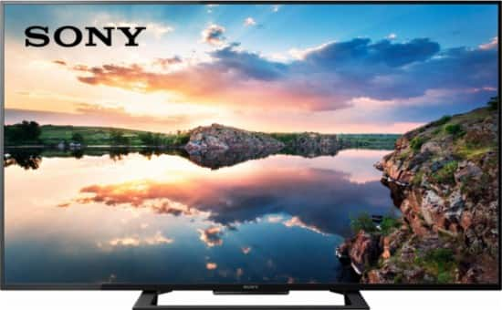 "Sony - 50"" Class (49.5"" Diag.) - LED - 2160p - Smart - 4K Ultra HD TV $429.99"