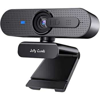 Webcam 1080P Full HD, Jelly Comb, $10 after coupon