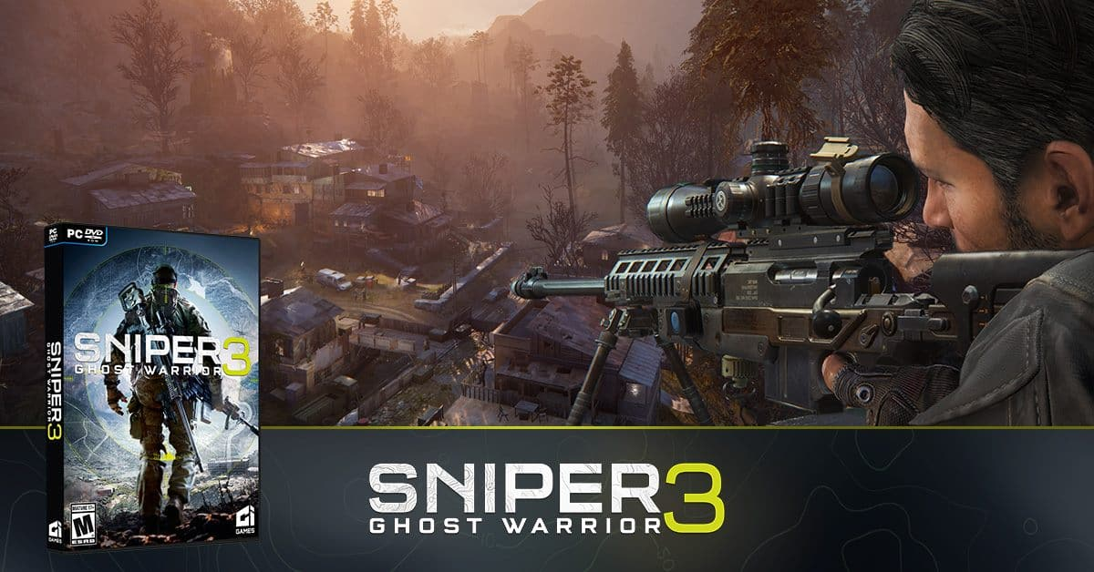 [STEAM] Sniper Ghost Warrior 3 $19.79