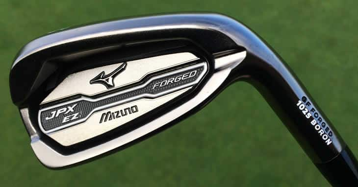 $299 - NEW Mizuno JPX Forged irons 4-GW