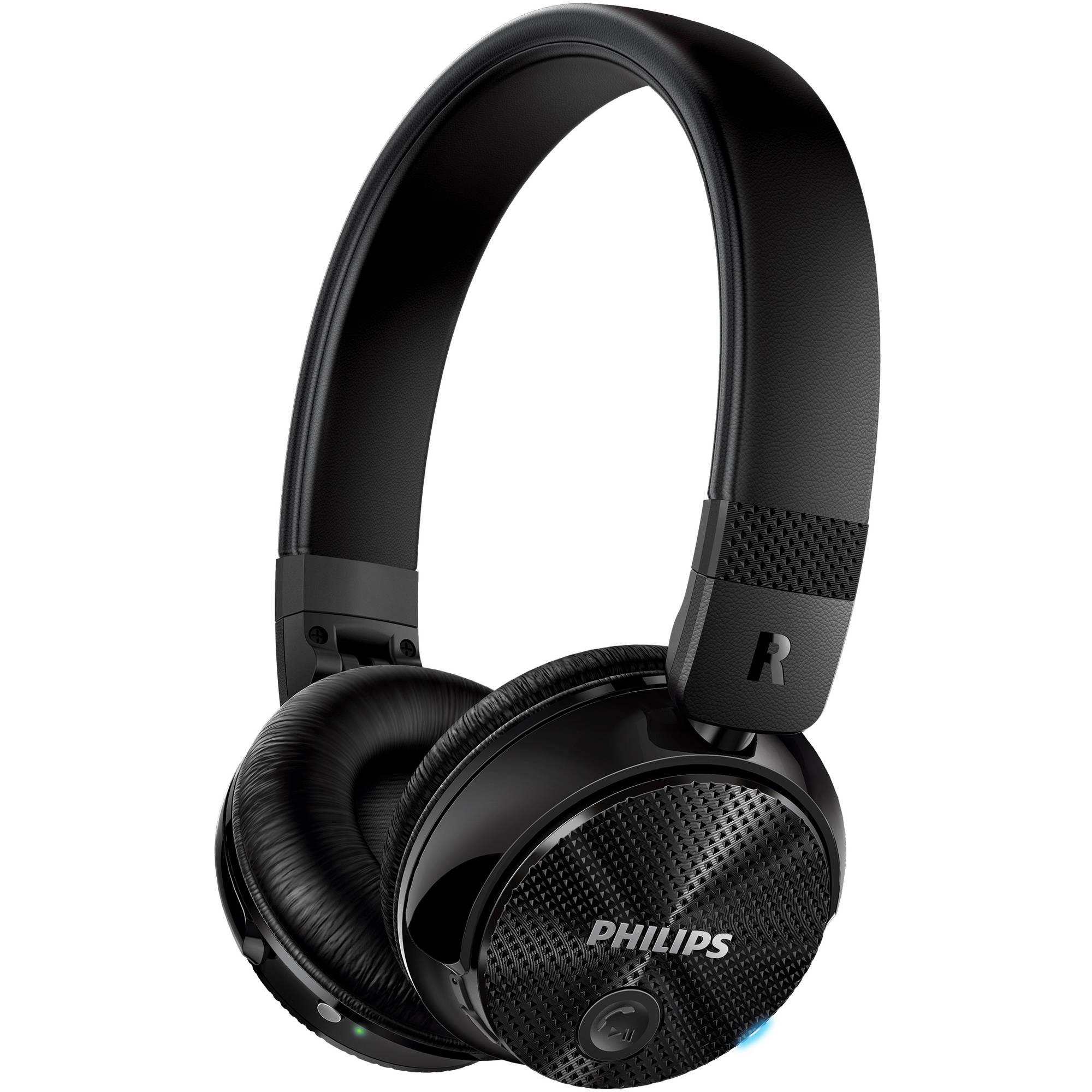 Philips SHB8750NC Bluetooth Noise-Canceling Headphone $20 Walmart YMMV