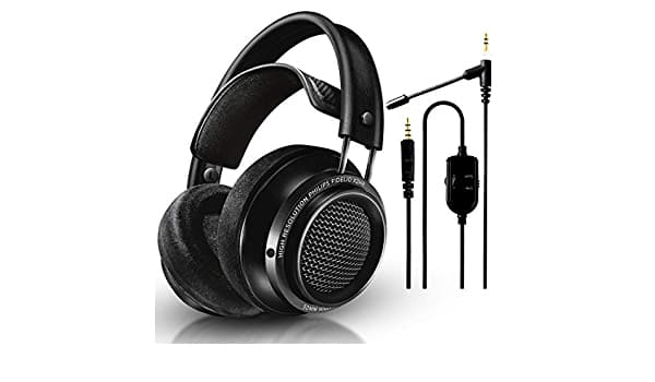 Philips Audio Fidelio X2HR + NeeGo Attachable Microphone - $130 ( with coupon)