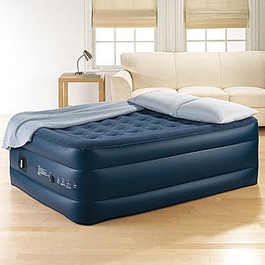 ULTIMATE Air Bed w/Built In Pump $48 free ship to store JCPENNEY