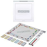Kohls Deal: Monopoly Pearl Edition by Hasbro $6.99 ac shipped KOHLS CHRG