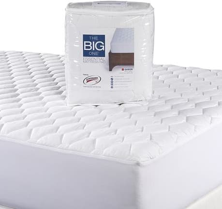 The Big One® Essential Mattress Pad $10.49-$20.99 shipped 5* Rated with KOHLS CHARGE