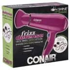 Conair Styler - Ion Shine Frizz Defense Ionic 1875 Watt EA -  $12.33 shipped SHOPRITE DELIVERS