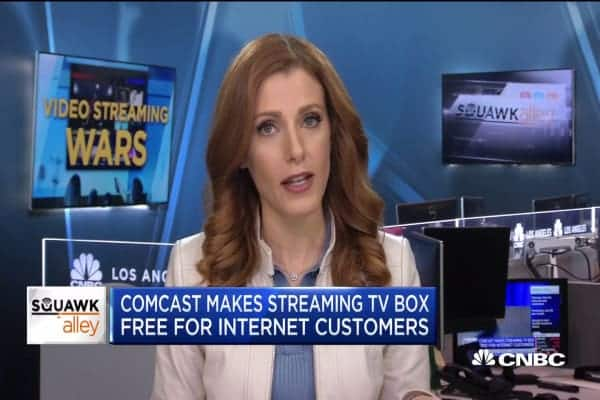 Comcast XFINITY Internet Only Customers to Get Free Comcast Streaming Box