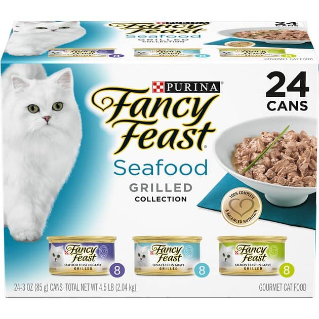 CHEWY.com  40% off AutoShip (new accounts), $10 to spend in December wys $50 now, 24ct Fancy Feast 24ct $12.30