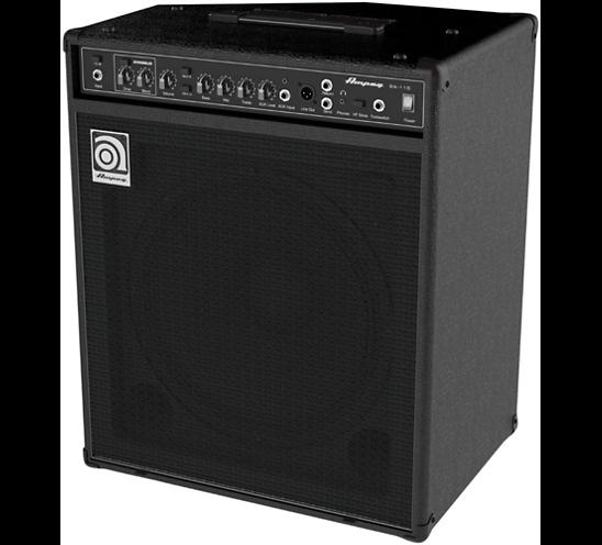 Ampeg BA115V2 1x15 Bass Combo Amplifier $249 after $75 rebate