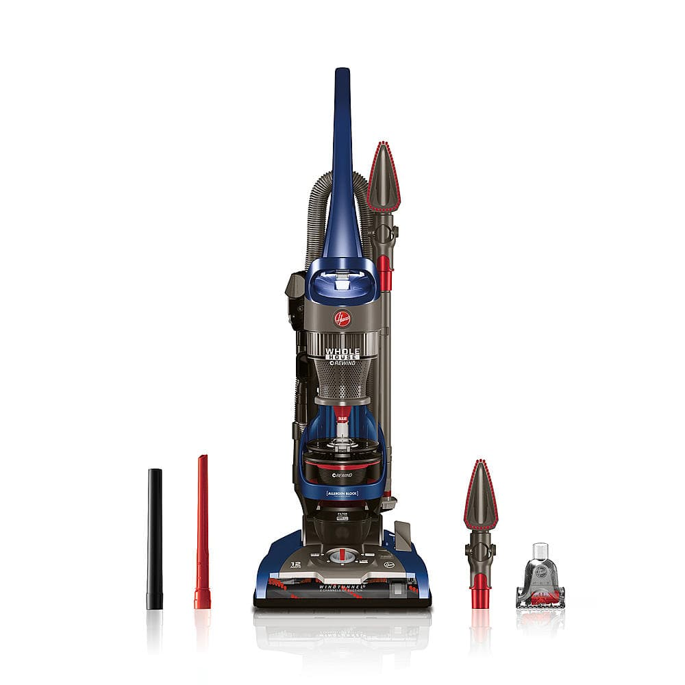 Hoover UH71250 WindTunnel® 2 Whole House™ Rewind Upright Bagless Vacuum Free Shipping. 64.99 + tax