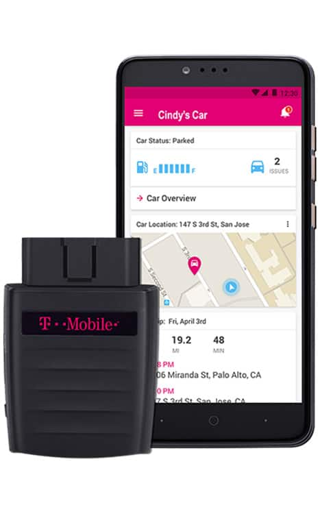 T-Mobile SyncUP Drive (Regular Price $120) for $48