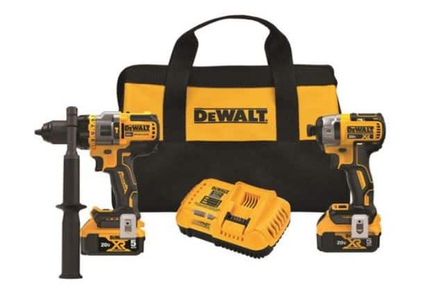 20V MAX* Brushless Cordless 2-Tool Kit Including Hammer Drill/Driver with FLEXVOLT Advantage™ Acme Tools $300