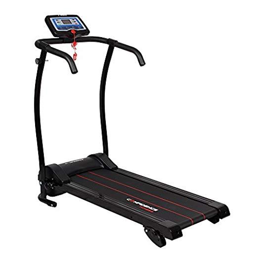 Confidence Fitness Confidence Power Trac Treadmill Black $219.99