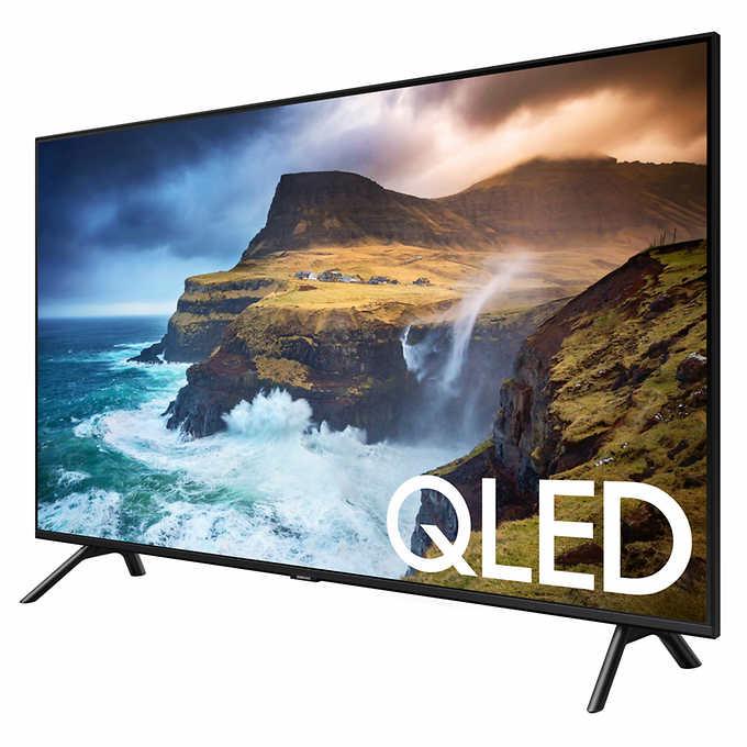 """Samsung Q7 82"""" QLED TV (Model #QN82Q7DRAFXZA) $2249.99"""