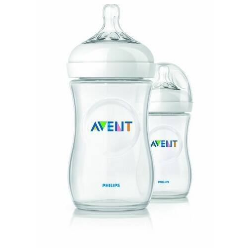 Philips Avent Natural Bottle- 2 Pack for $7 at Target