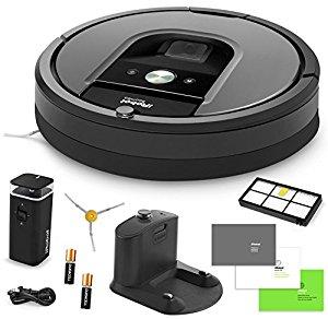 iRobot Roomba 960 Vacuum Bundle with Accessories (6 Items) - Amazon $599 - Prime Seller