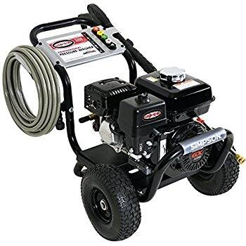 SIMPSON Cleaning PS3228-S 3200 PSI at 2.8 GPM Gas Pressure Washer Powered by HONDA with AAA Triplex Pump - Amazon $429