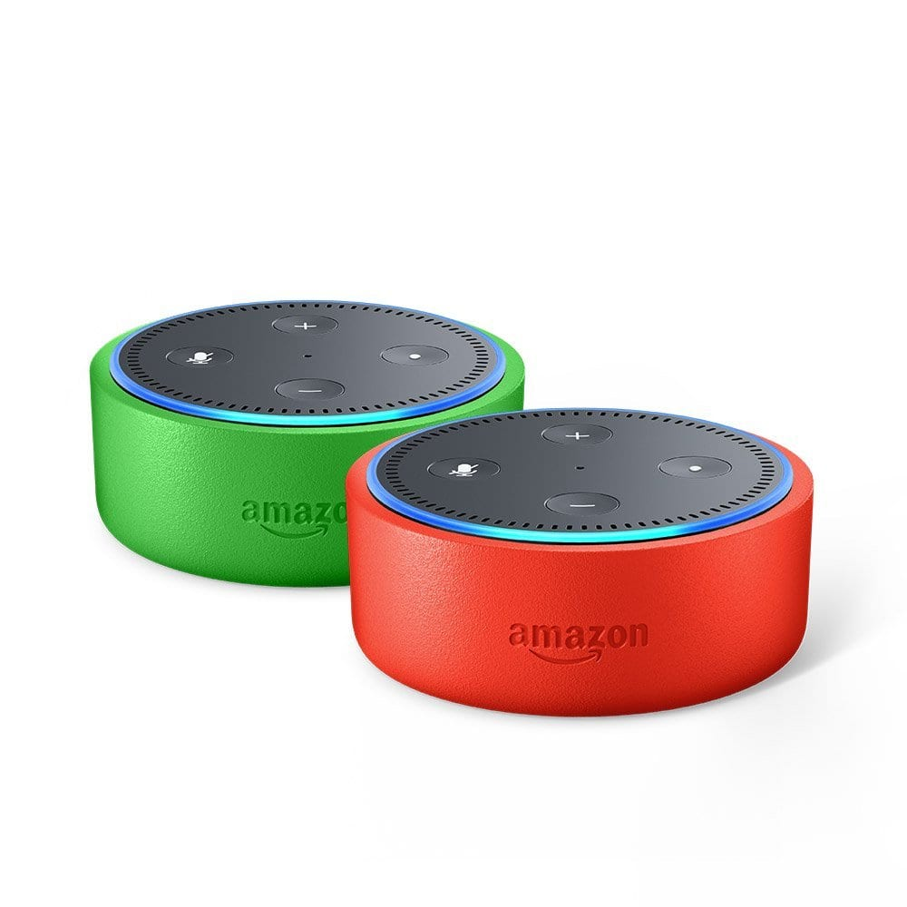 2 Echo Dot Kids Edition for $129.98 @Amazon