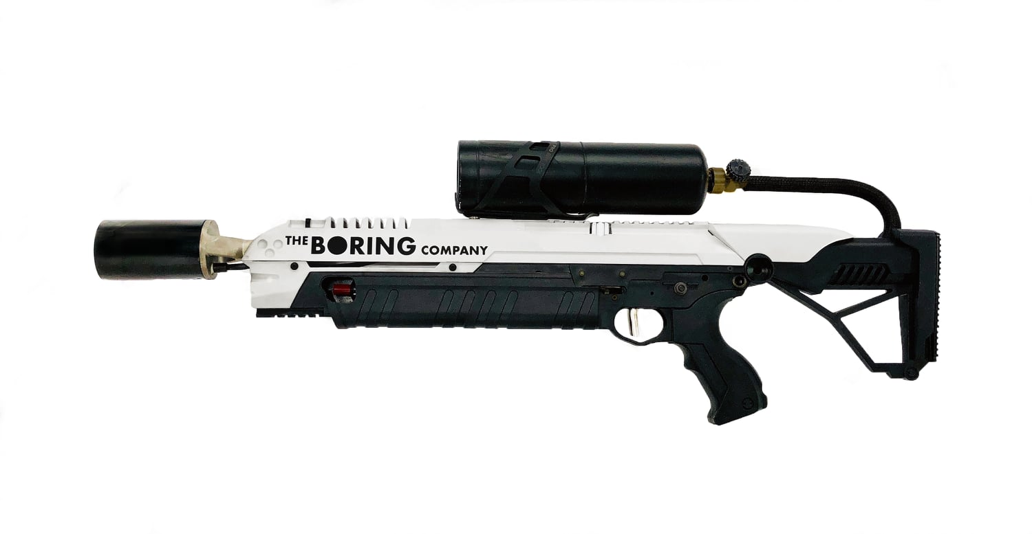 "The Boring Company ""Not"" a Flamethrower $500"