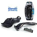 Wilkinson Sword Tech 4 Razor With 2 Cartridges - SHIPS FREE! $2.99