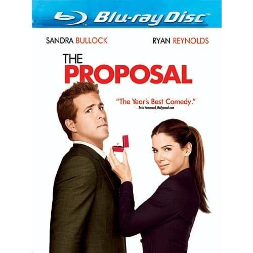 The Proposal (Blu-ray) for $5.99 at Amazon.com