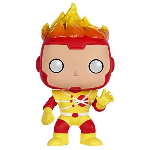Funko POP Heroes: Firestorm Action Figure for $3.53 at Amazon