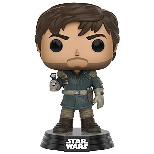 Amazon Add-on Item: POP Star Wars: Rogue One - Captain Cassian Andor for $3.26