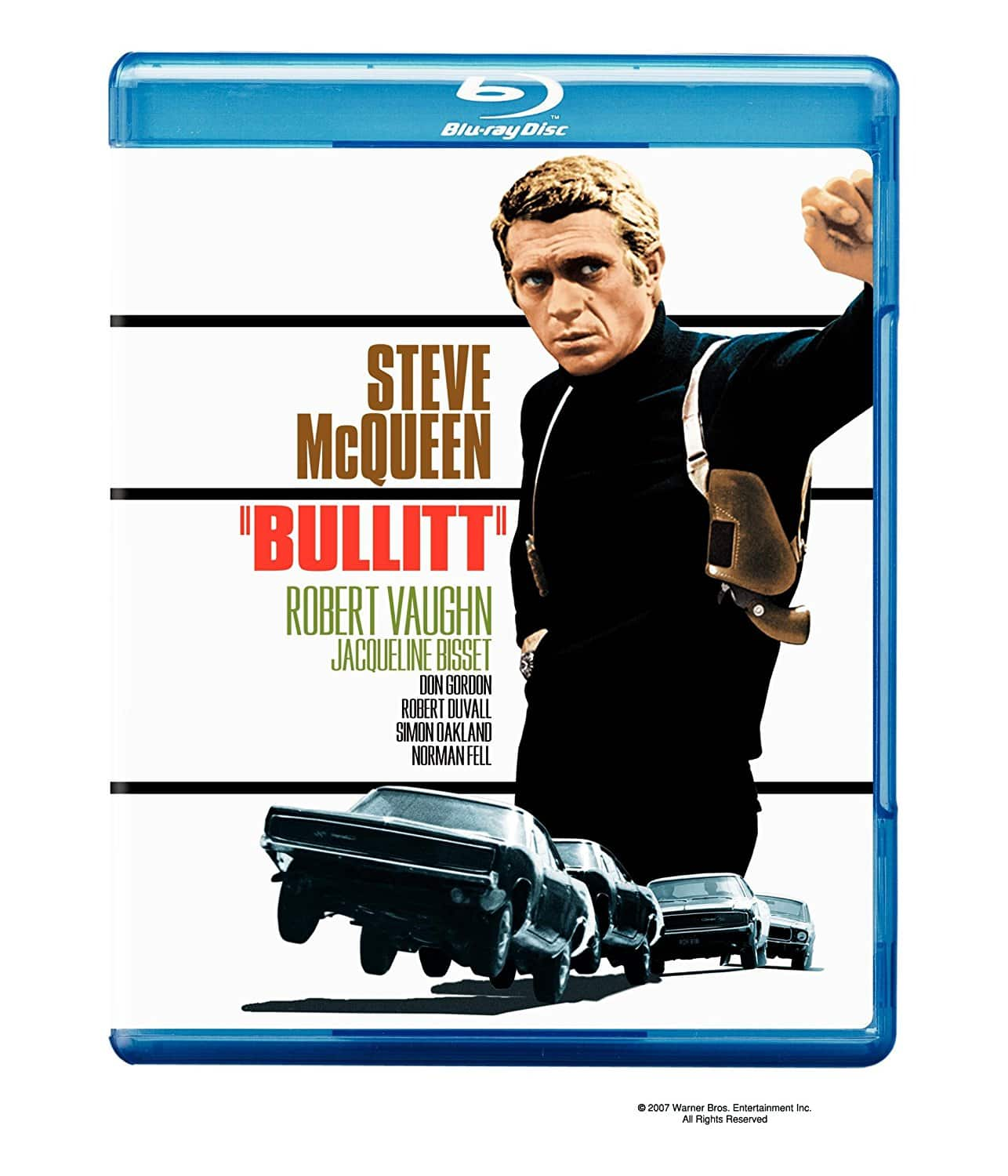 Bullitt  (Blu-ray)  for  $5.99  at  Amazon.com