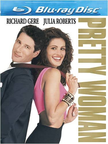 Pretty Woman [Blu-ray] for $5.99 @Amazon
