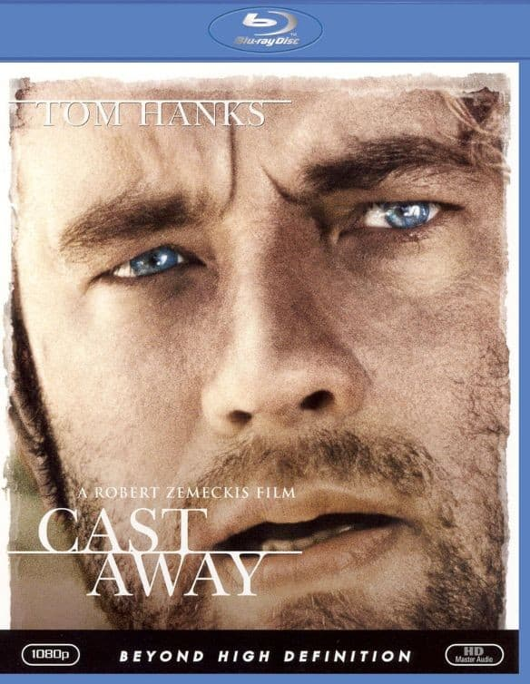 Cast Away [Blu-ray] (2000) for $3.99 at BestBuy.com