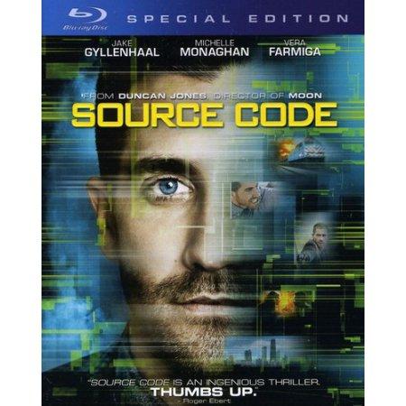 Source Code (Blu-ray) for $4.96 at Walmart & Amazon