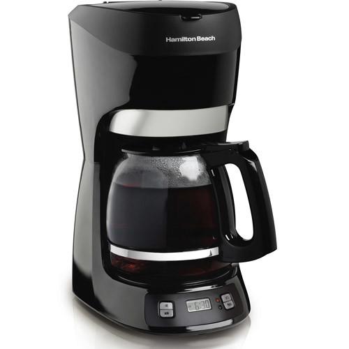 Hamilton Beach 12 Cup Programmable Coffee Maker   Model# 49467 $16.88