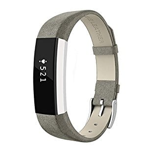 Fitbit Alta HR and Alta Bands,Stainless Steel bands and Leather bands From $5.99
