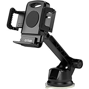 Car Mount Car Phone Holder Long Adjustable Arm with One-button $6.92 - FS PRIME