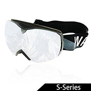 Multicolor Professional Snowmobile Snowboard Skate Ski Goggles $17.54 FS Prime