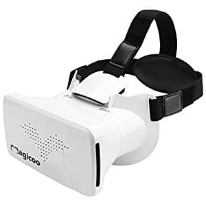 Magicoo VR Headset - 3D Viewing googles with speakers (Android/Iphone) $8.83 FS Prime