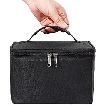 Insulated Lunch Bag Lunch Box with Handle for, Thermal Bento Box, Cooler Bag - $5.59 AC + FS as add-on