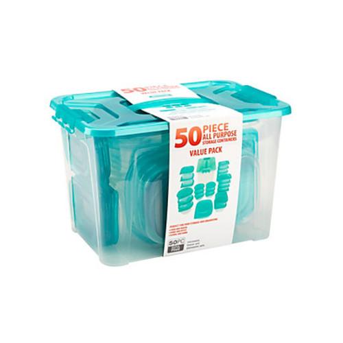 Bradshaw Multi-Use Food Storage Set, Ice Blue $9.99
