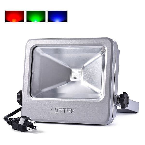 LED 30 Watt Floodlight $29.99 + Free Shipping w/Amazon Prime