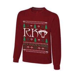 WWE Ugly Christmas Sweaters - $9.99
