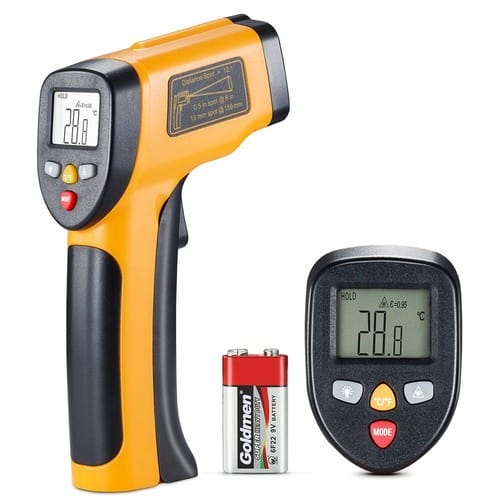 Digital Laser Infrared Thermometer - $7.79 w/Code + Free Shipping w/Prime