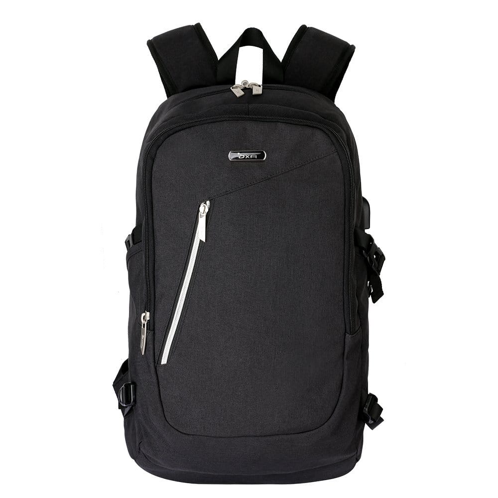 Laptop Backpack with USB Charging Port and Combination Lock - $12.93 w/Code + Free Shipping w/Prime