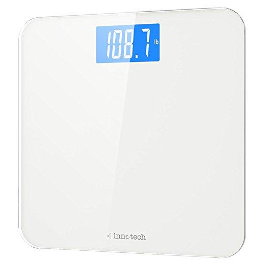Digital Bathroom Scale - $11.99 w/Code + Free Shipping w/Prime
