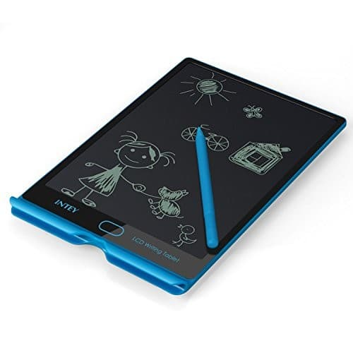 INTEY LCD Writing Tablet for Kids (Blue) - $6.99 w/Code + Free Shipping w/Prime
